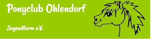 Ponyclub Ohlendorf Jugendfarm e.V.