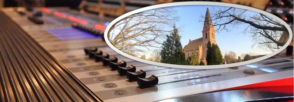 Livestream eines Abendmahlsgottesdienstes aus der Kirche in Ramelsloh am Gründonnerstag ab 19.30 Uhr